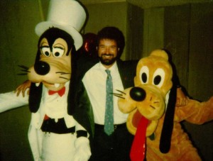 Gil and Goofy