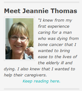 Meet Jennie Thomas